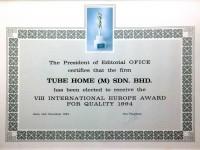 VIII IEA1994
