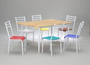 EC 1 DINING SET