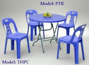 "PTR 36"" / 32"" (TABLE) & THPC (CHAIR)"